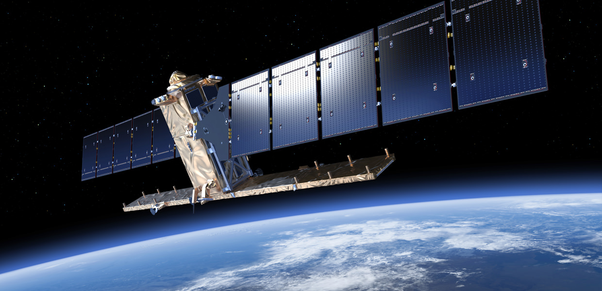 Master in Satelliti e Piattaforme Orbitanti: